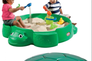 SO CUTE!!! Little Tikes Sandbox only 38.99! 47% off! Great Gift Idea!