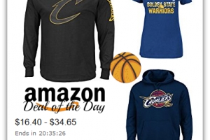 30% Off Select #NBA Apparel Gifts, Perfect  for Fans!—DotD