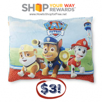 $3 Kids' Character Bed Pillows!! Star Wars, Dory, Frozen & MORE!