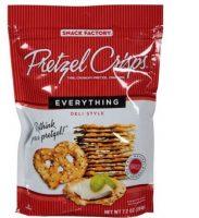 Pretzel Crisps just 50¢ at Market Basket