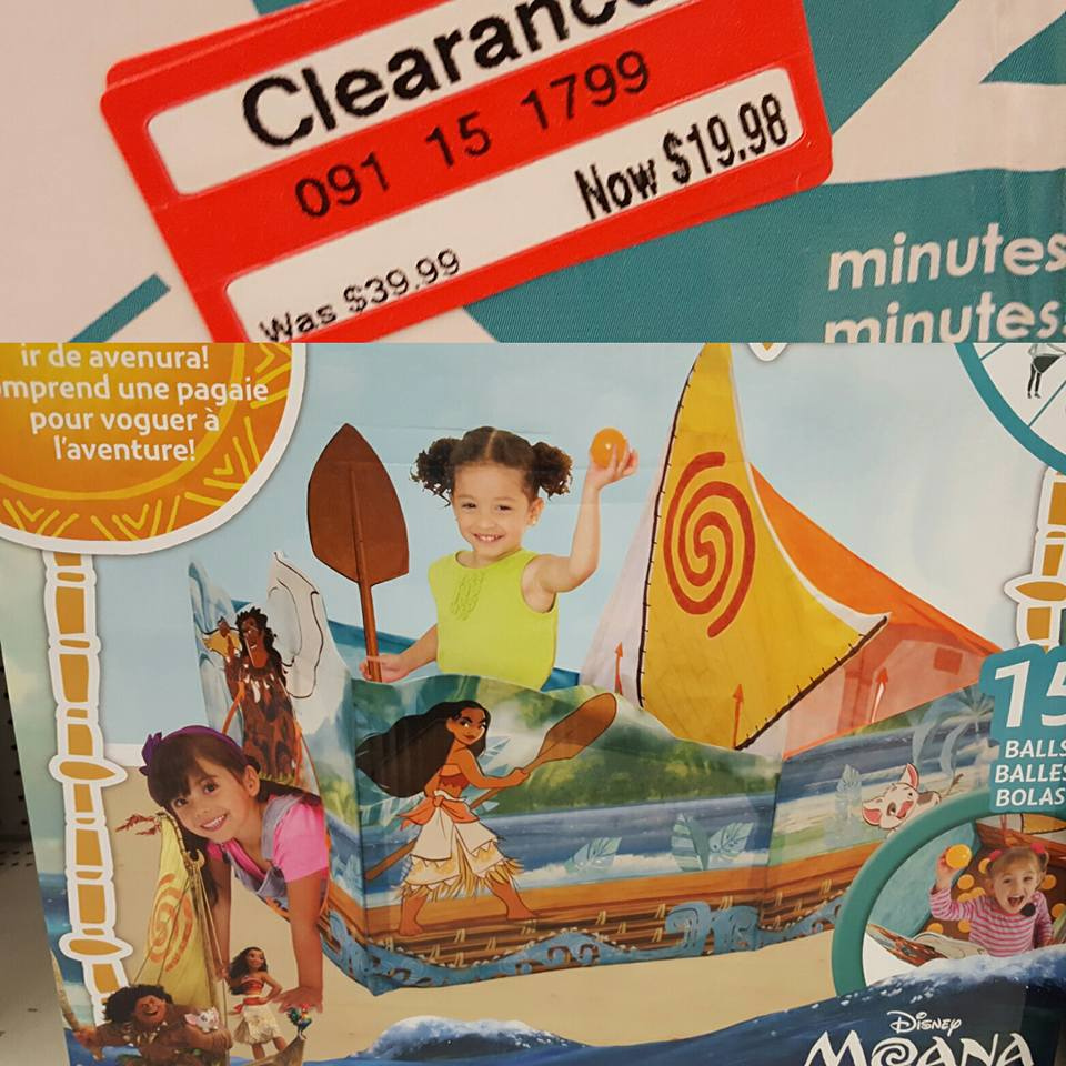 Moana Play Tent 50% Off at Target  sc 1 st  How to Shop for Free & Moana Play Tent 50% Off at Target | How to Shop For Free with ...