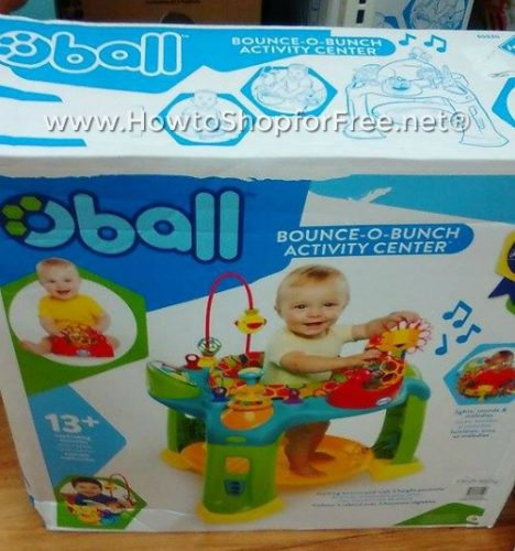 oball bounce o bunch instructions