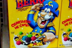.67 Cap'n Crunch Berries @ Dollar Tree, thru 2/11!