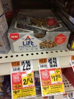 WOW!!  Atkins Vars only 30¢ at Stop & Shop