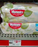 Huggies Wipes as low as $1.65 @ Family Dollar!