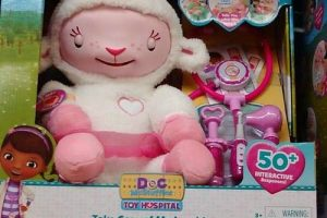 Doc McStuffins 'Take Care of Me' Lambie $1.00?! WOWZER!