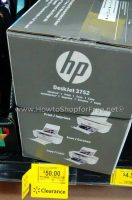HP DeskJet 3752 Clearance at Walmart ~ 3 in Coventry!!