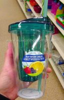 OMG!!!! Fruit Infusion Tumblers @ Dollar Tree! LOVE!!!!!