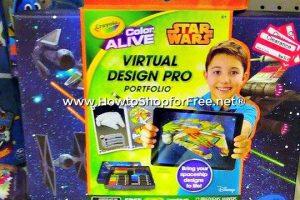 Crayola® Color Alive Virtual Design Pro 75% OFF