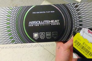 Hair Appliances $8 – $12 @ T.J.Maxx *HOT Yellow Tags*