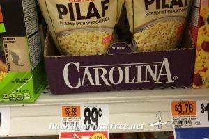 FREE Carolina Rice!!