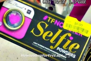 Whoa, Too Faced Selfie Powder Palettes are $6 @ T.J.Maxx!!!