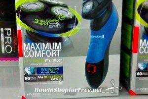 50% OFF Remington Max Comfort Hyperflex!!