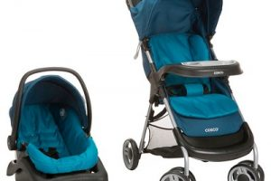 Cosco Lift & Stroll Plus Travel System 70% OFF!! *Target Clearance*