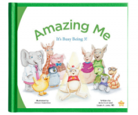 "Free Copy of ""Amazing Me It's Busy Being 3!"" Book"