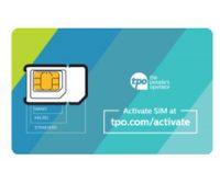 Request a Free TPO Mobile SIM Card!