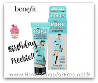 FREE Benefit Porefessional Primer @ Ulta for Feb. Birthdays!