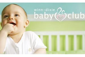 Winn-Dixie Baby Club ~ Free Antibiotics & Vitamins!!