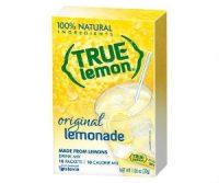 FREE True Lemon at Dollar Tree!!