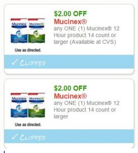 image regarding Mucinex Printable Coupon named Clean Printable Coupon codes** 2 Mucinex Discount codes Pre-Clipped for