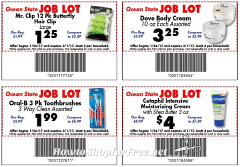 Osjl Coupons Deals How To Shop For Free With Kathy Spencer