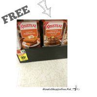 FREE Krusteaz Pancake Mix!!