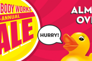 Bath & Body Works Semi-Annual Sale is ALMOST OVER!!