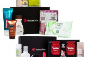 target beauty box | How to Shop For Free with Kathy Spencer
