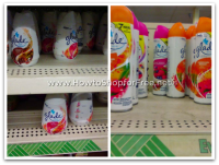 Wow, 75¢ Glade Sprays/Solids @ ALL the Dollar Stores ~ PRINT!