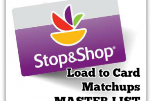 Stop & Shop LTC Master List