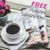 Grab Some NEW FREE Reads ~ Magazines, Audiobooks+More!
