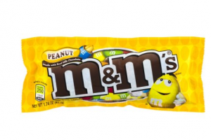 50¢ M&M's Singles at #DollarTree with New BOGO Coupon!