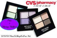 Whoa Free + MM Revlon Colorstay EyeShadow at CVS (1/22/17-1/28/17)