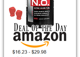 Save 35% or more on Sheer Strength—Deal of the Day!