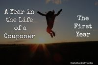 A Year in the Life of A Couponer – The First Year