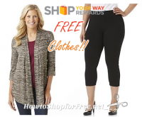 FREE Women's Clearance Apparel wys $15!!!