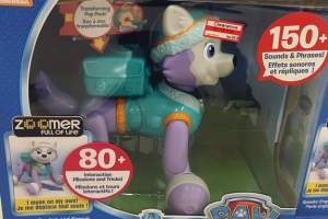 $21 Paw Patrol Zoomer Everest at Target!!! (reg/$70)