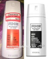 HOT Axe Clearance at Target, 48¢-74¢ Dry Sprays!!