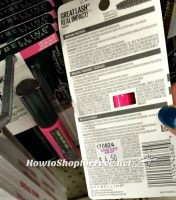 Maybelline Mascara for $1.50 at OSJL ~Print Now!