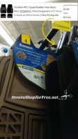 Michelin 4pc. Carpet/Rubber Mat Clearance, as low as $5!