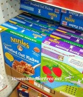 $1.50 for Annie's Organic Cereal at Job Lot!
