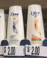 $0.50 Dove Hair Care at Job Lot!