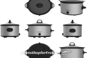 *Price Drop* Farberware Slow Cooker w/ Mini Dipper as low as $2!