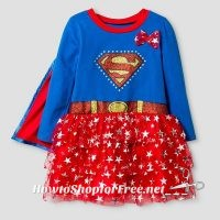 OMG How Cute ~ Supergirl Outfit $4.30 (Was Over $12)