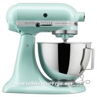 70% OFF KitchenAid Stand Mixer ~ Price Drop on BLUE Today!