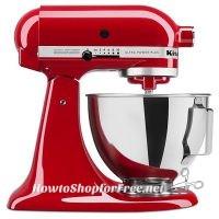 70% OFF KitchenAid® Ultra Power Plus Stand Mixer!!!