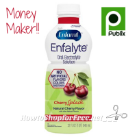 .51 MONEYMAKER Enfamil Enfalyte @ Publix!