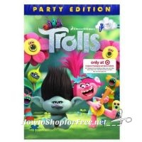 """""""Trolls"""" Party Edition $19.99 ~ Exclusive Packaging+Bonus Content!"""