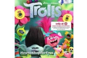 """Trolls"" Party Edition $19.99 ~ Exclusive Packaging+Bonus Content!"