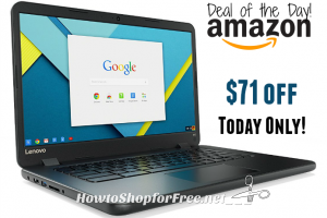 Levono Chromebook Deal of the Day ~ ONLY $148 +Free Ship!